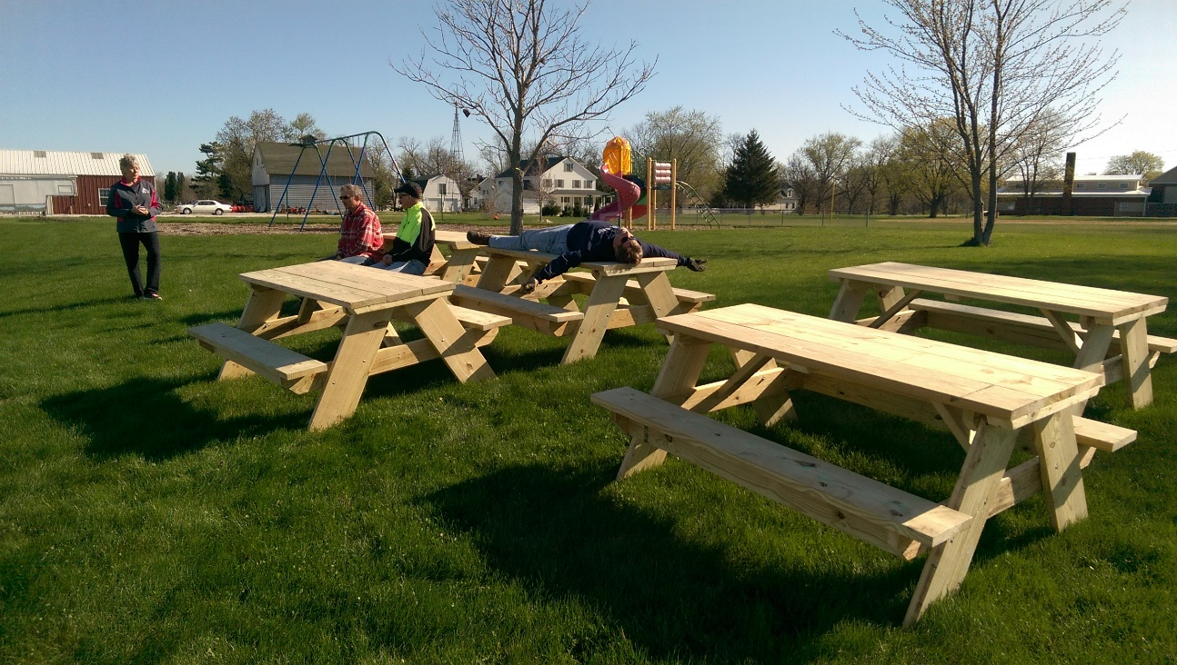 Donate Bikes In Joliet Il Plattville Picnic Tables